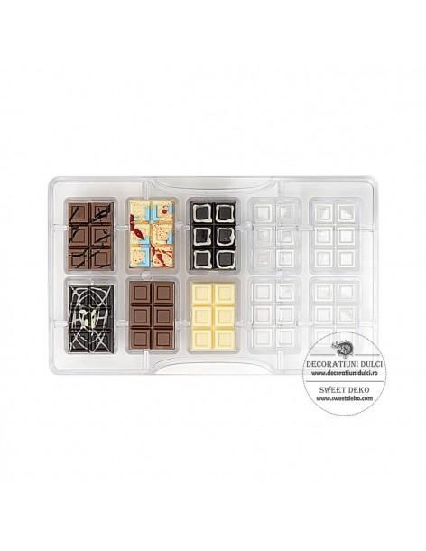 Mini Bar Chocolate Mold