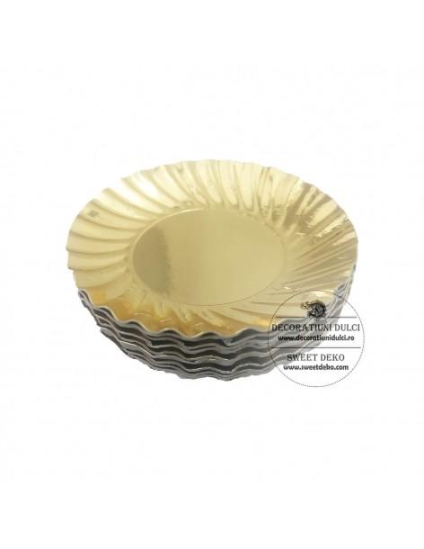 10cm plates (100pcs)