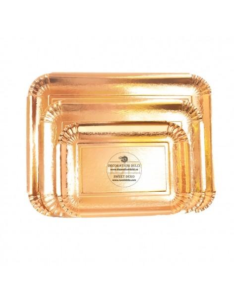 rectangular trays