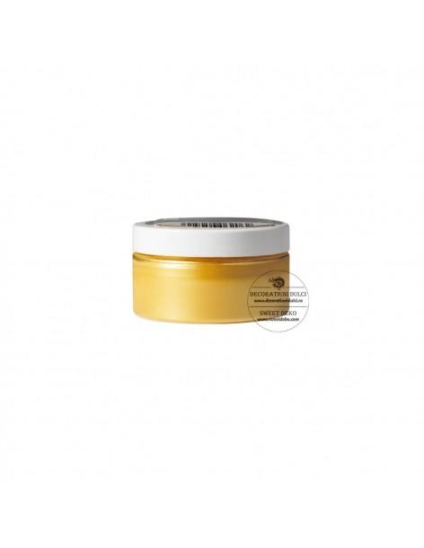 Metallic gold powder dye,...