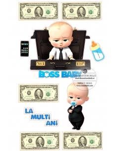 Imagine comestibila Boss...