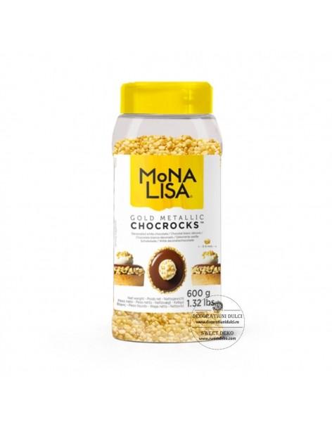 Mona Lisa Gold Metallic...