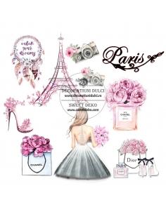 Bujori in Paris - Imagine...