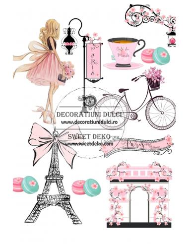 Sweet Paris - Imagine comestibila