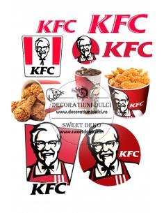KFC - Imagine comestibila