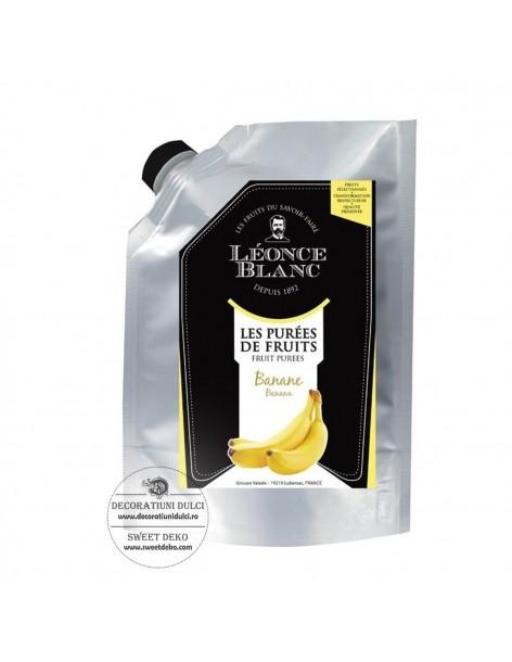 Pasteurized Banana Puree,...