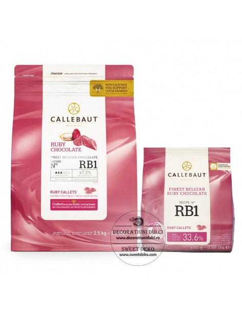 Callebaut Chocolate Ruby