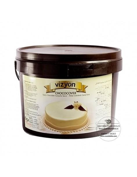 White chocolate cream,...
