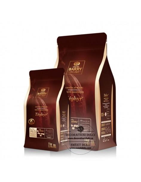 Premium white chocolate,...