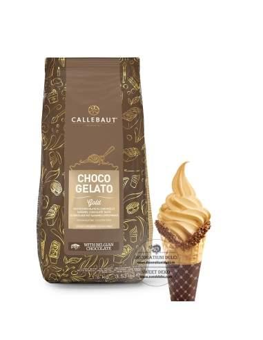 Barry Callebaut Choco Gelato Gold Mix
