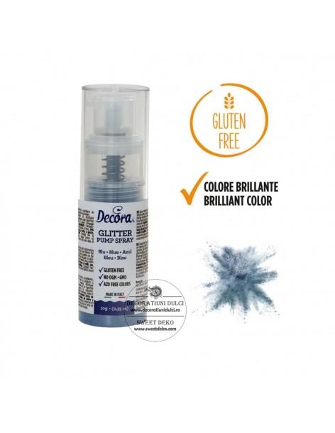 Blue Sparkling Color Pump...