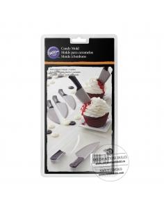 Moule Chocolat / Couteau à...