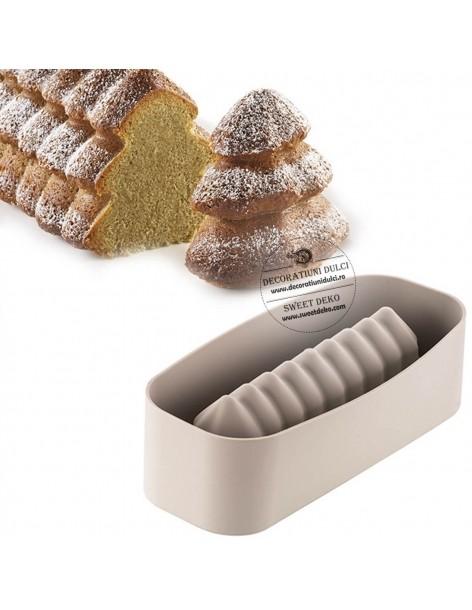 Mulaj tort forma bradut,...