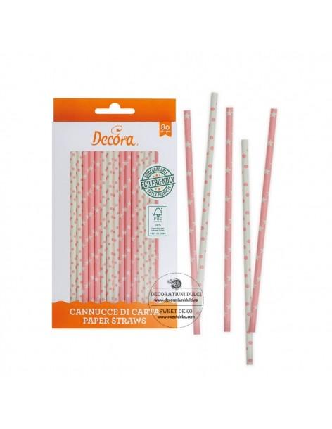 Straws Stars & Pink Pol buzzes
