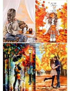 Edible image - Autumn...
