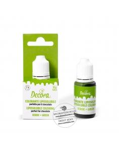 Green Liquide liposolubile...