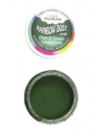 Dust verde toamna - Rainbow Dust