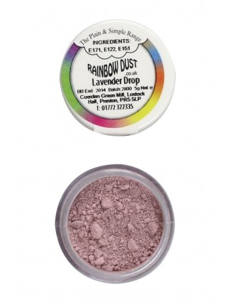 Dust liliac lavanda - Rainbow Dust