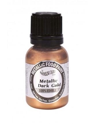 Colorant metalic auriu inchis