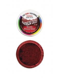 Dust metalic rosu cafeniu - Rainbow Dust