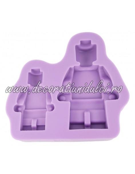 Mulaj figurina lego
