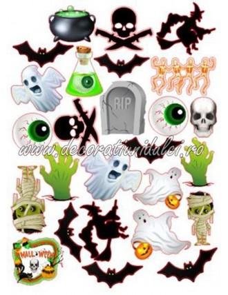 Imagini decorative Hallowen