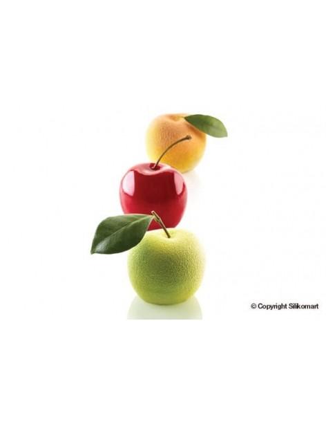 Mulaj Silikomart mela, ciliegia & pesca