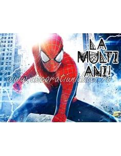 Imagine comestibila Spiderman - 9