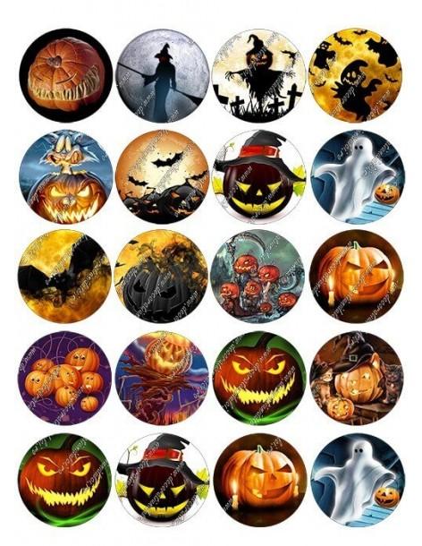Imagine comestibila Halloween - 2