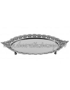 Silver dcarrative tray dream