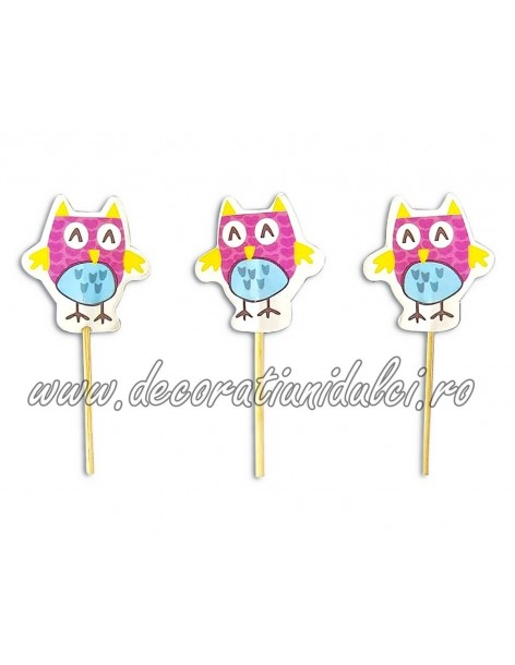 Topper owls