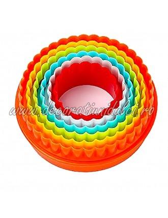 Decupatoare round circles