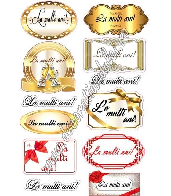 Labels 1 - Edible Images