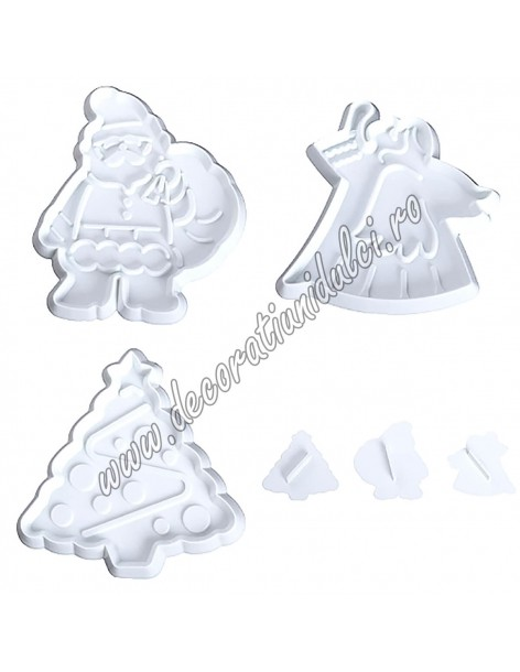 Decupatoar Santa, angel and...