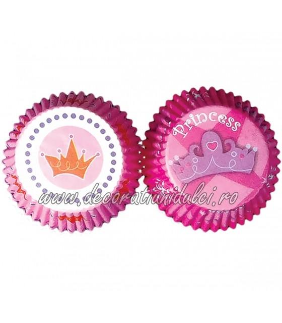 Muffin baskets little princess