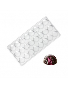 Candy mold, polycarbonate
