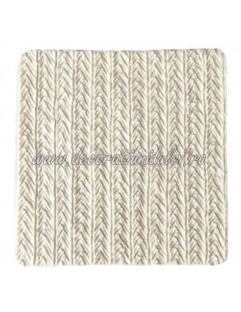 Mold weave crochet