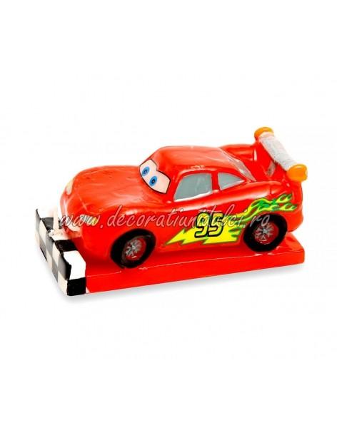 3D candle Lightning McQueen