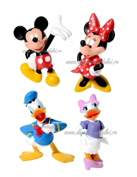 Figurines Mickey and friends