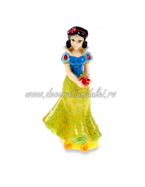 3D candle Snow White