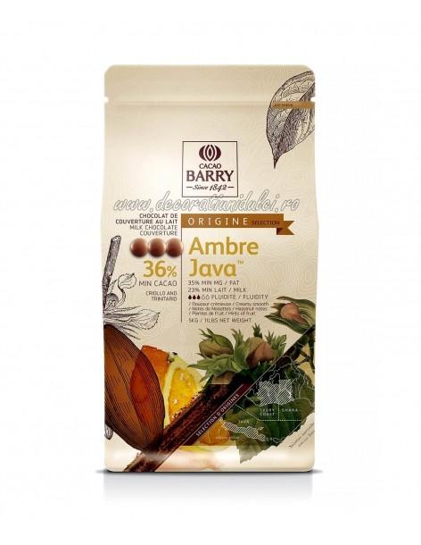 AMBRE JAVA - Milk chocolate...