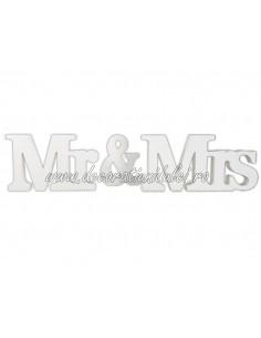 Letters dcarr Mr & Mrs