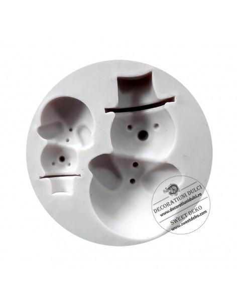 Mold Snowman