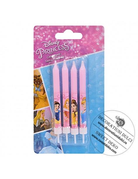 Disney princesses candles,...