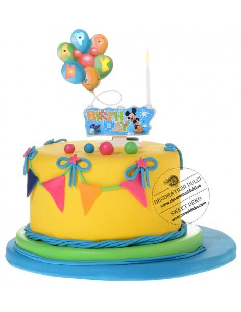 Birthday balloons Disney...