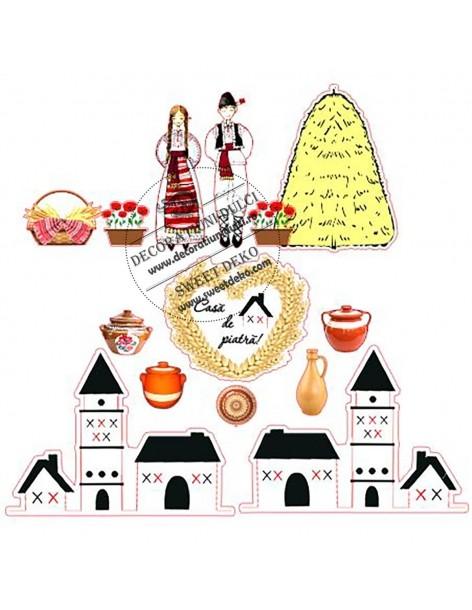 Edible image - Wedding in...