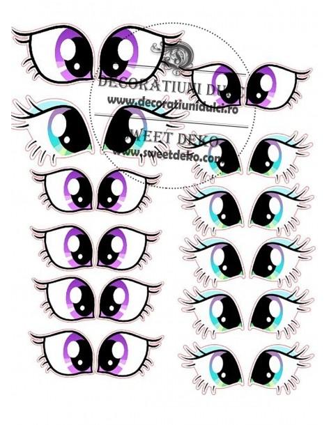Horse eye - Little Pony