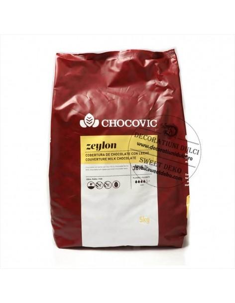 Real milk chocolate Zeylon...