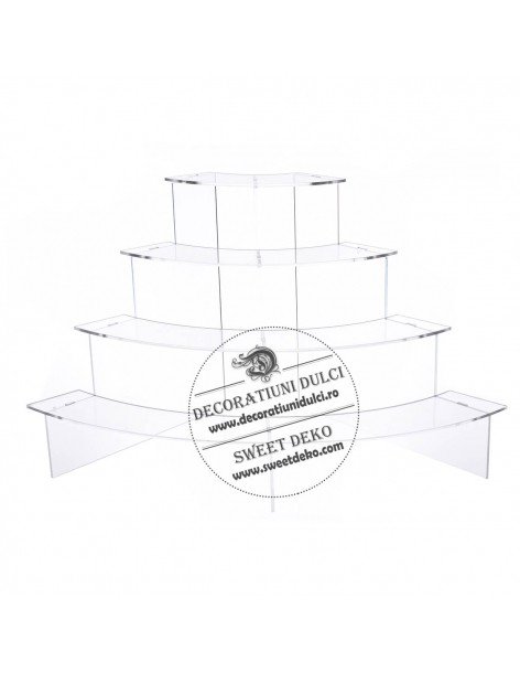 Plexiglas support for cakes...
