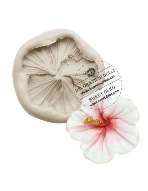 Hibiscus flower mold
